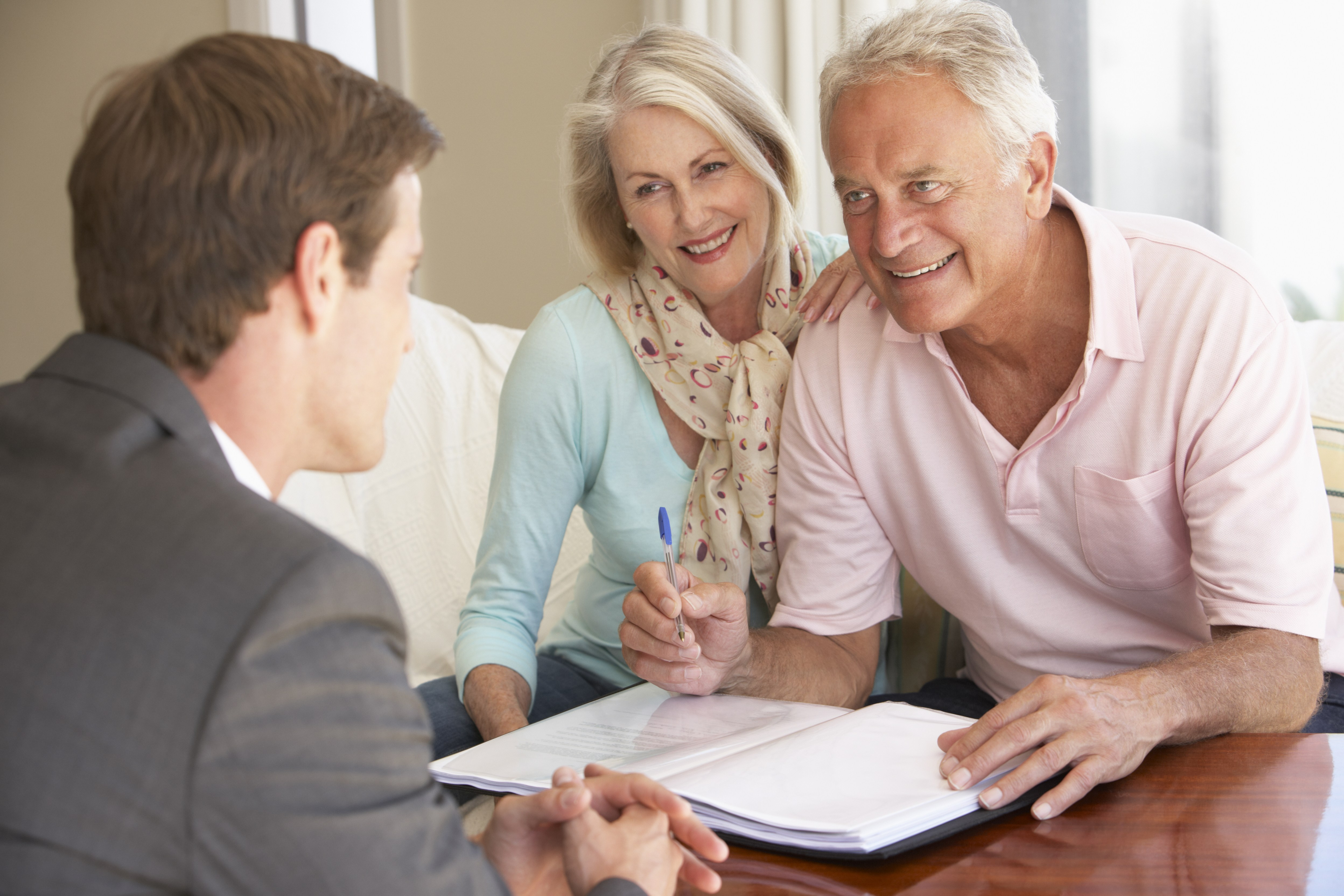 Couple Discussing Estate Planning Denver at The Savage Law Group | Elizabeth Savage